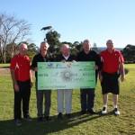 Junior-AM raises $10,000 for Junior Golf