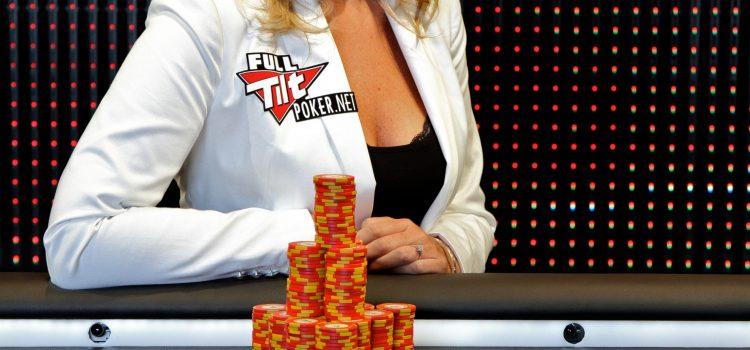 The 'Poker Face' mentality for golf