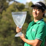 Jeong wins maiden title in Perth
