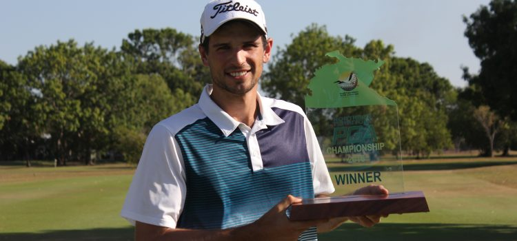 Zunic wins inaugural Northern Territory PGA