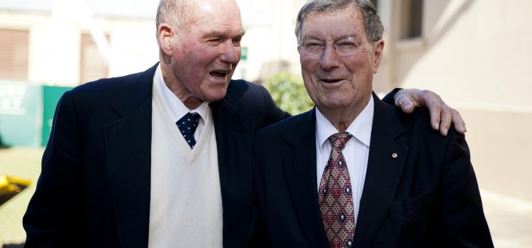 Australian golf mourns the great Kel Nagle