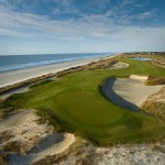 The windy and exposed Ocean Course at Kiawah Island Golf Resort will prove to be a real challenge for golfers this month.