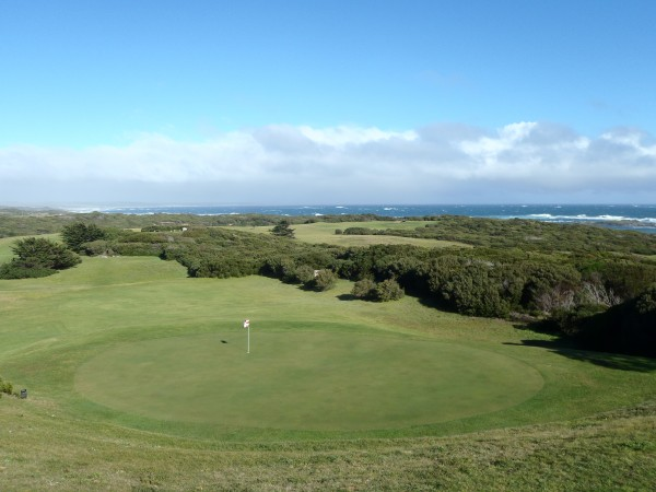 King Island 9th Hole