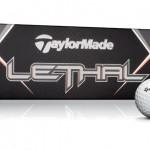 WIN: a dozen TaylorMade LETHAL balls