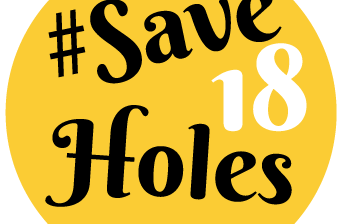 Stop the chop: Save18Holes