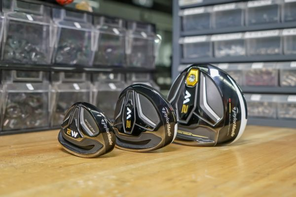 TaylorMade M2 Metalwoods