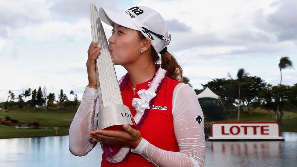 Minjee Lee (photo courtesy of ALPG)