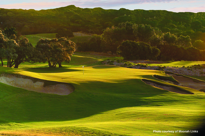 Moonah Legends 2nd Hole Legends 2018 IG Sept 18