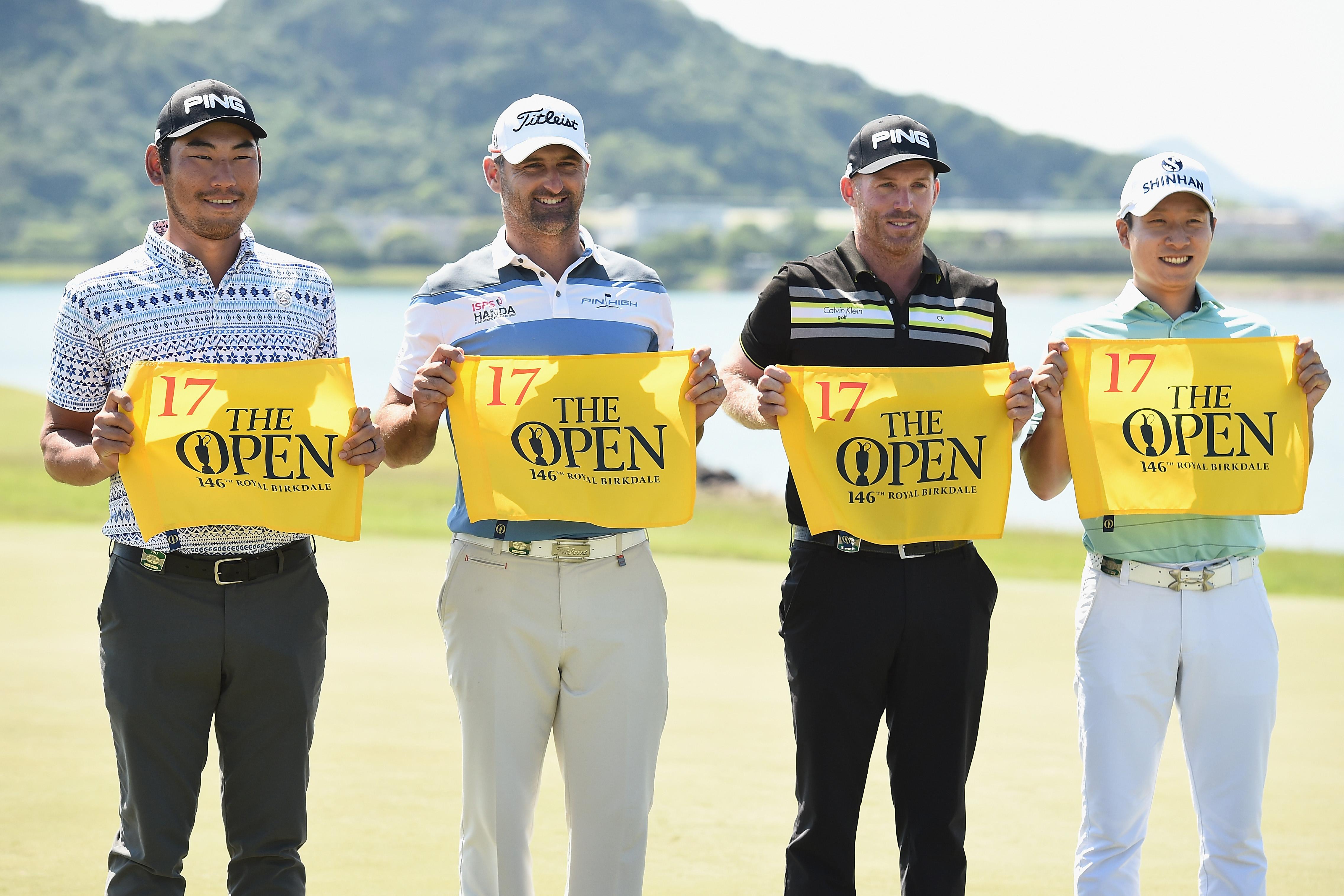 Open Qualifying Series – Mizuno Open Day 4