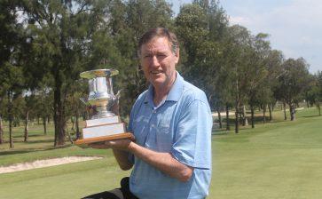 Owen wins Australian PGA Seniors Championship