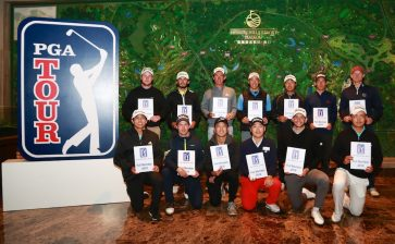 Four Aussies earn cards for PGA Tour Series-China