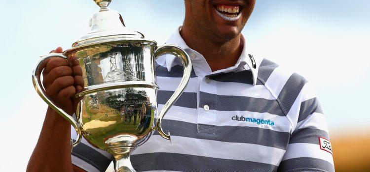 Papadatos on top at New Zealand Open