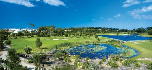 Peregian Springs Golf Course