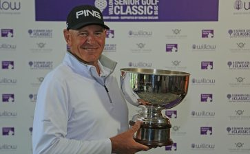 Fowler flies to Willow Senior Golf Classic success