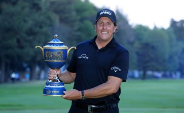 Phil thrills in Mexico to capture first win since 2013