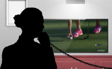 Golf's Authorities hang up on rules call-ins