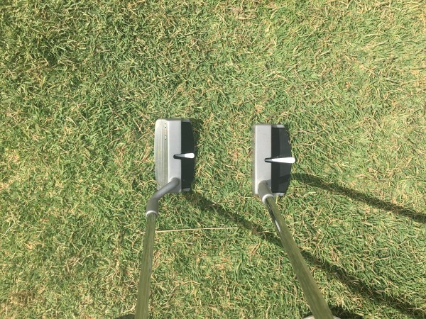 SiteLine Putter and Chipper