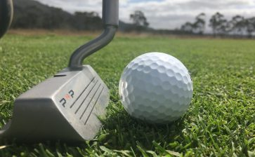 We tried it: PNP SiteLine putter and chipper