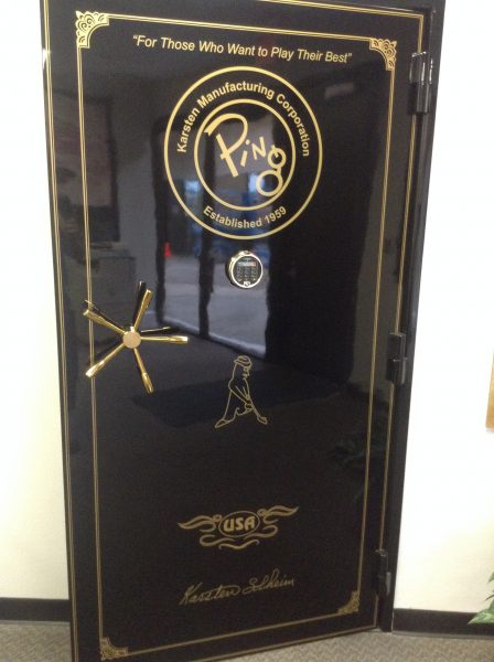 The PING Putter Vault