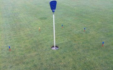 Lag putting and eliminating the dreaded three-putt