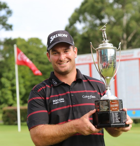 Ryan Fox (Photo City Golf Club)