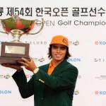 Fowler storms to maiden win at Kolon Korea Open