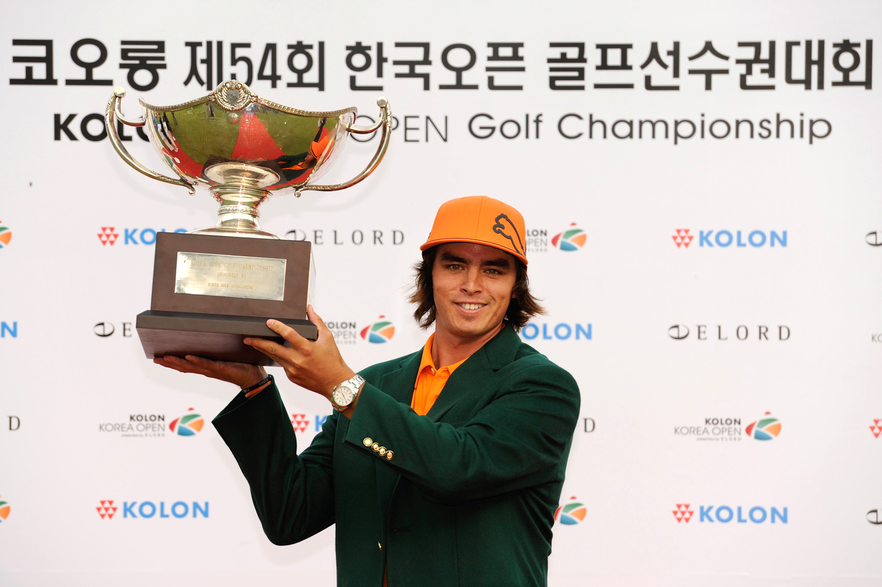 Fowler storms to maiden win at Kolon Korea Open