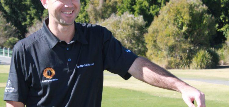 Ricky Ponting a true 'golferholic'