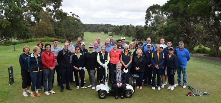 Melbourne golfers skate into the record books