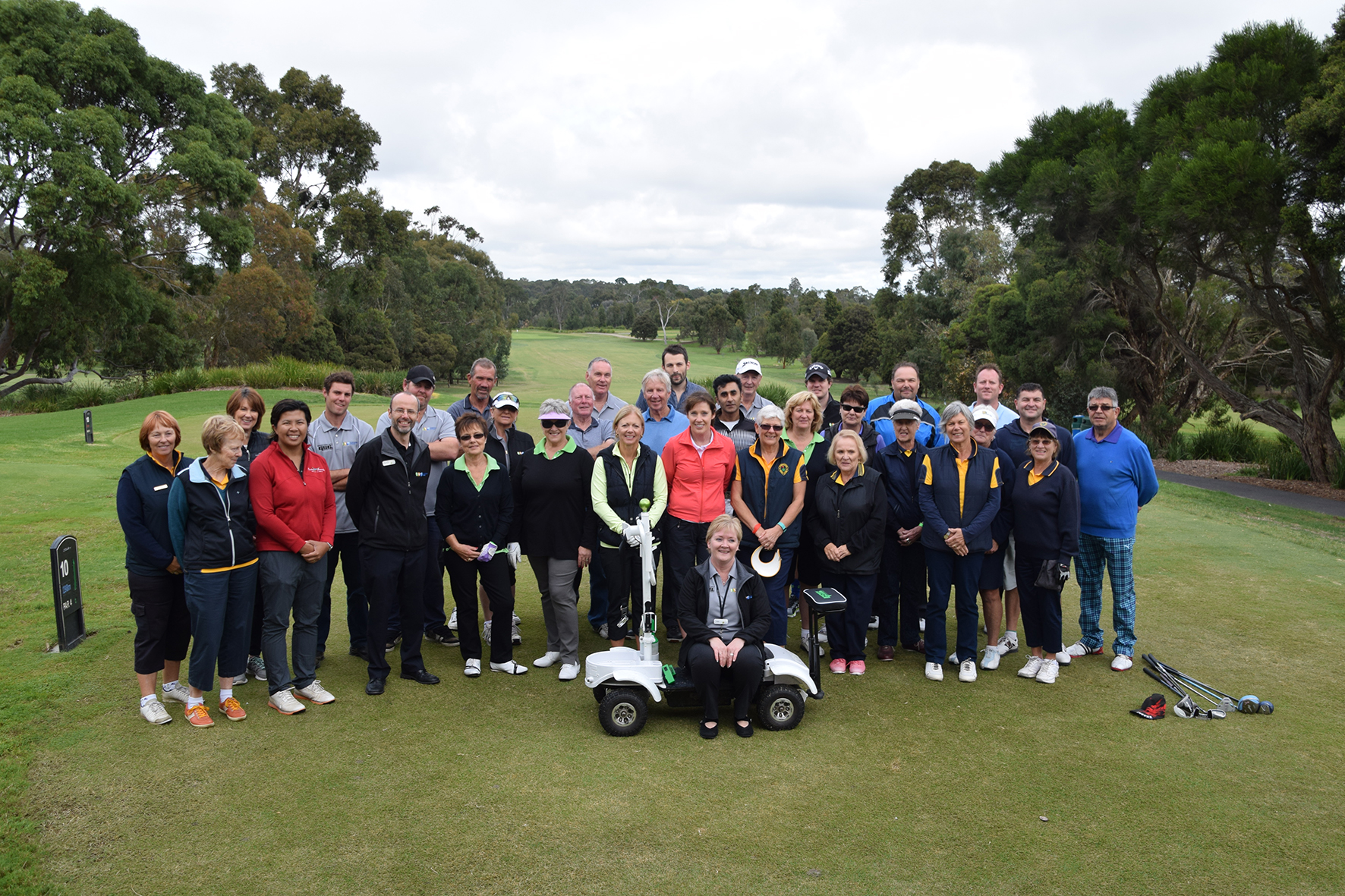 Ringwood Golf World Record Monday 11 April Relay teams
