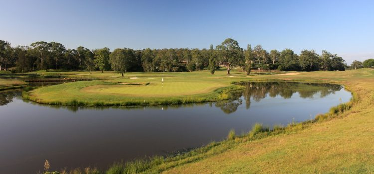Riverside Oaks makes history with opening of Bungool  course