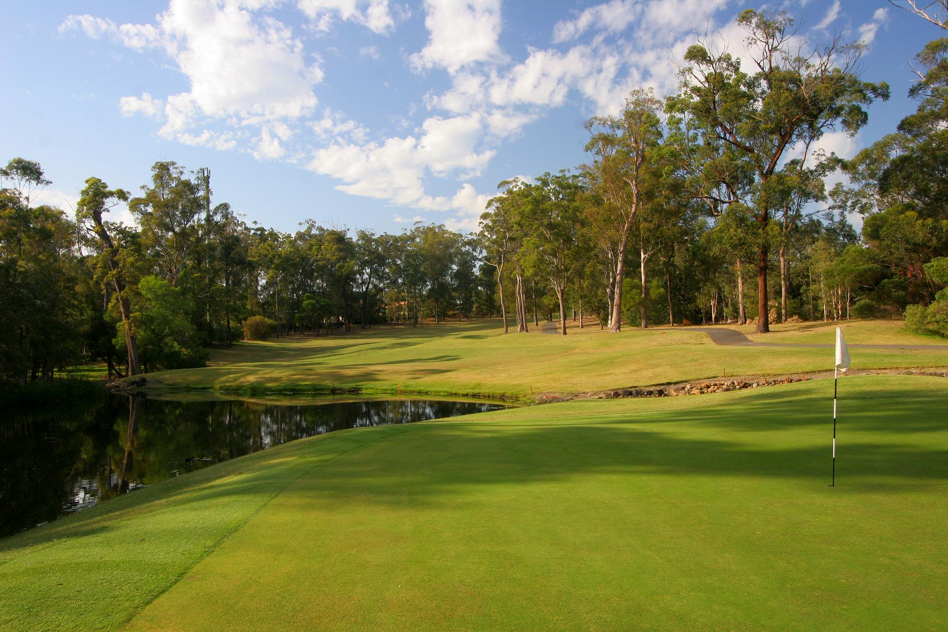 Palmer Gold Coast (formerly Robina Woods Golf Course)