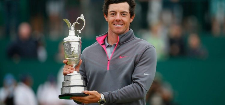 Rory reigns at Royal Liverpool
