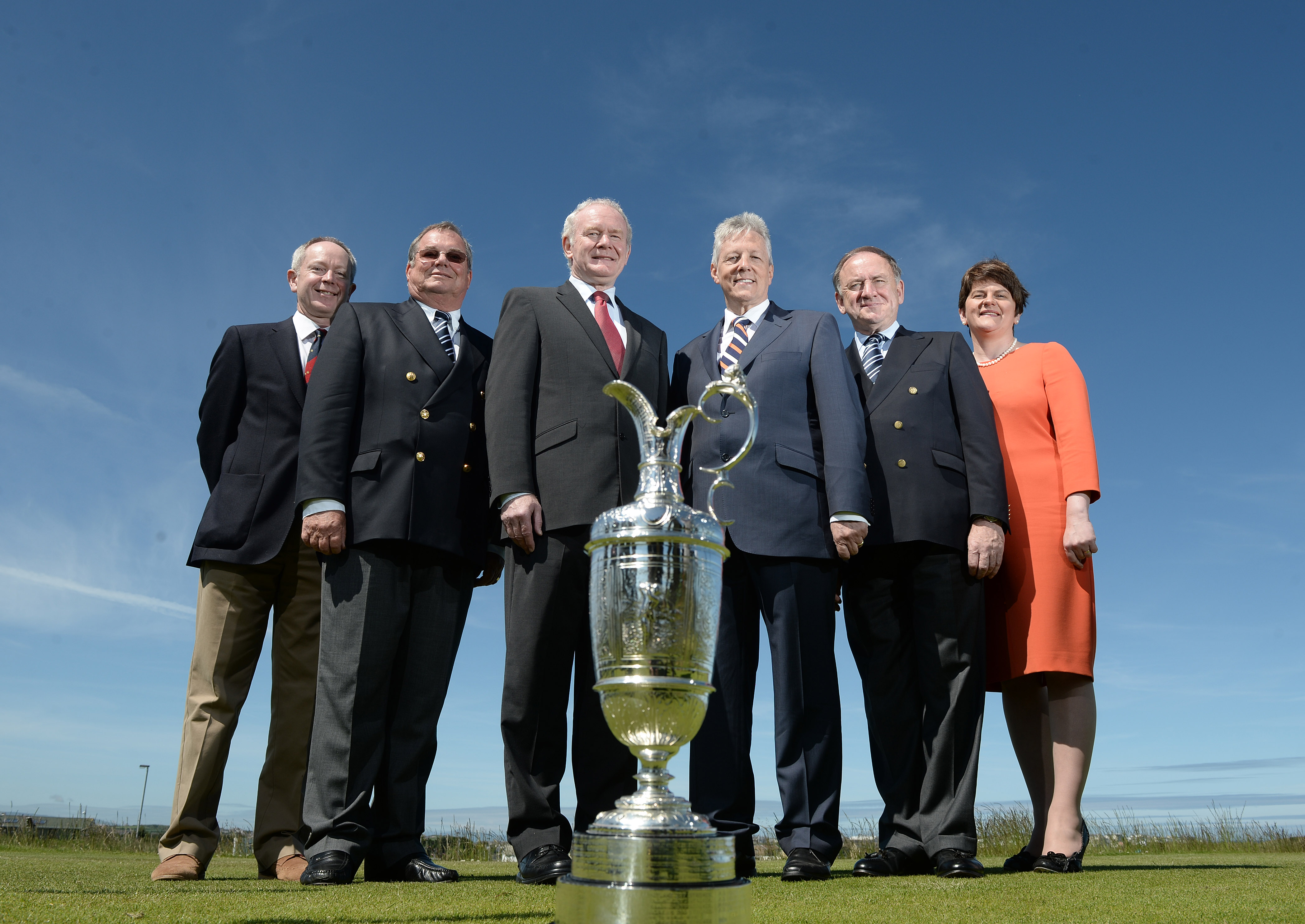 The Open Championship Announcement