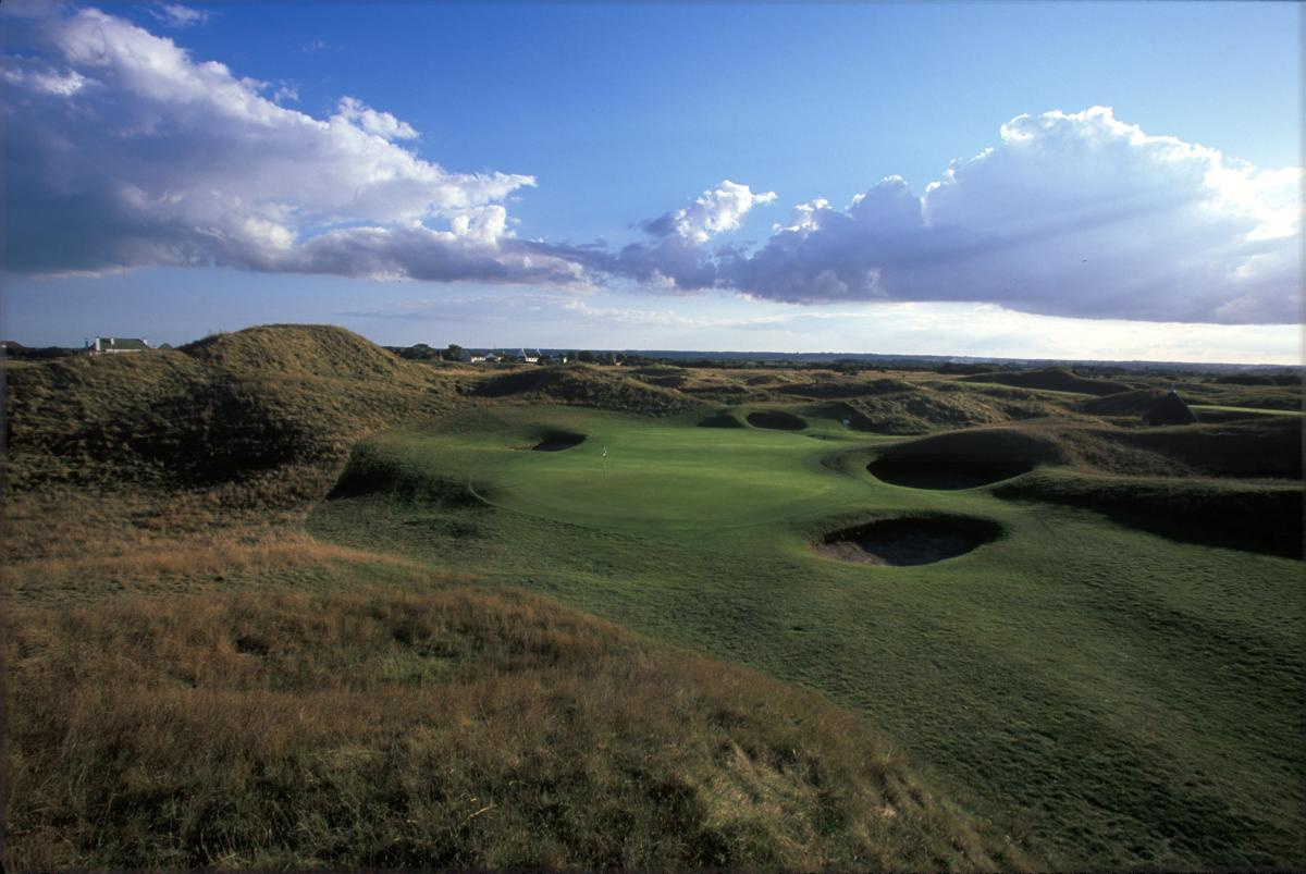 Royal St George's golf course