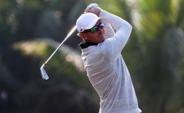 Arnold looks to reignite career at PGA TOUR Series-China Q-School