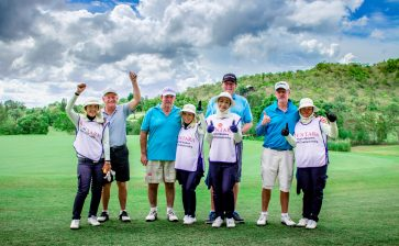 Golf in Thailand: You've never been spoilt like this before