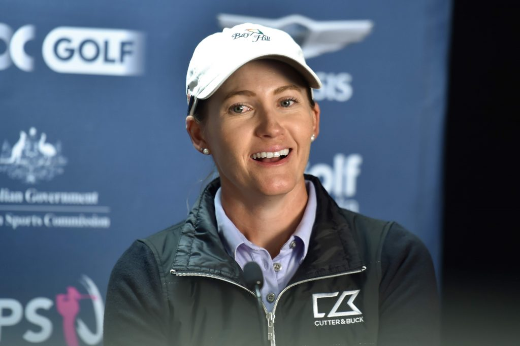 Sarah-Jane Smith (Photo: Golf Australia)