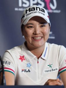 So Yeon Ryu commits to ISPS Handa Women's Australian Open in Adelaide