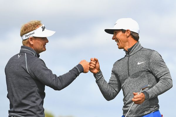 Soren Kjeldsen and Thorbjorn Olesen (Getty Images)