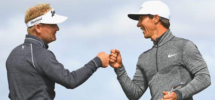 Denmark sizzles at World Cup of Golf, US and China close behind