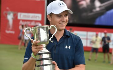 Jordan Spieth to defend Emirates Australian Open title
