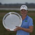 Keating wins  Women's Victorian Open