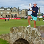Stacy Lewis wins Women's British Open