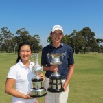 Murray, Oh crowned Vic Amateur Champions