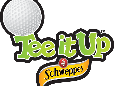 Schweppes helps juniors to 'Tee it up'
