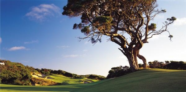 The National Golf Club is one of the many spectacular courses on the bill for this year's Mornington Peninsula Golf Classic