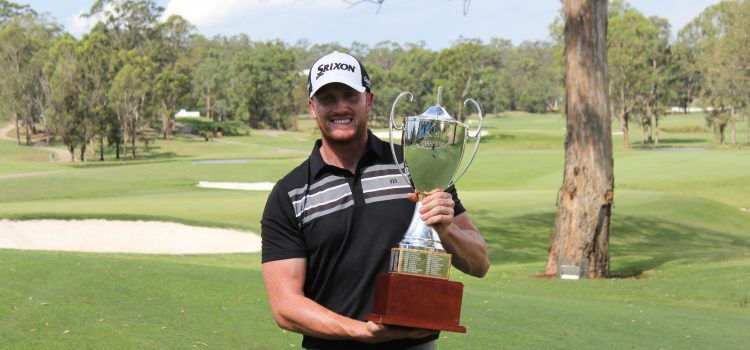 Tighe tops at NSW PGA
