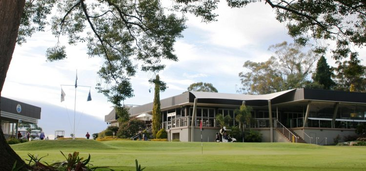 Don't believe the rumours, Toowoomba Golf Club is A-ok