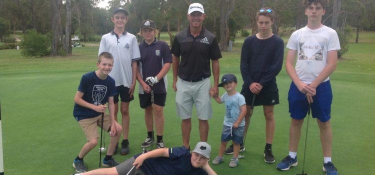 Toronto juniors score PGA Tour caddie roles